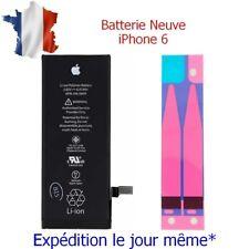 Batterie Neuve IPHONE 6 avec Adhésif - 0 Cycle - avec Logo - 100% ORIGINAL