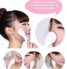 Beauty Face Facial Cleanser Ionic Massager Skin Care Anti-wrinkle Ion Cleansing