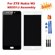 For ZTE Nubia M2 NX551J LCD Display + Touch Screen Digitizer Assembly with Tools