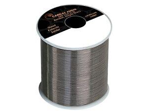 CARDAS Quad Eutectic rosin core solder - 1 meter - silver, copper, tin & lead