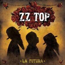 """ZZ TOP """"LA FUTURA"""" CD NEW+"""