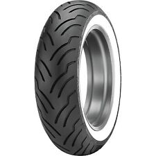 Dunlop American Elite Rear Motorcycle Tire Wide White Wall 180/65B16 WWW 81H