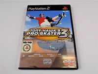 Mint Disc Playstation 2 Ps2 Tony Hawk's Pro Skater 3 Free Postage From Melbourne