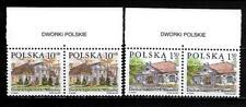 Polska, Poland Fi. 3740/41 Polish Country Estates  Mi. 3890/91