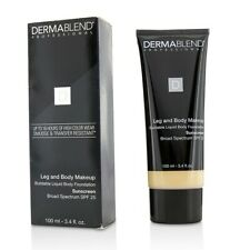Dermablend Leg and Body Makeup 0N Fair Nude - NEW AUTHENTIC