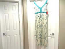 THE NORTH FACE WOMENS LEIGHLI MAXI DRESS SIZE XLARGE VINTAGE OUTDOOR MTN NWT