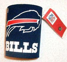 NFL Buffalo Bills Neoprene Can/Bottle Koozie by Kolder - New