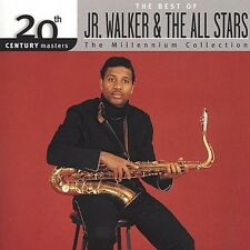Junior Walker, Jr. W - 20th Century Masters: Millennium Collection [New CD]