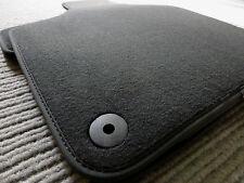 Original Lengenfelder Fußmatten für Skoda Octavia III RS + Velours + Nubuk + NEU