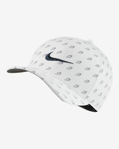 Nike AeroBill Classic99 Winged Foot 2020 US Open White Hat CK2758-100 SIZE L/XL