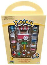 Pokemon Petite Pals Let's Go to the Beach Playset [Piplup & Glaceon]