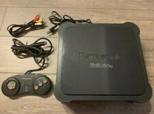 3DO REAL FZ-1 Console System Panasonic Retro game console Used Tested Japan
