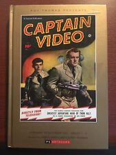 Captain Video Collected Works Roy Thomas Presents PS Artbooks HC 1951 Golden Era