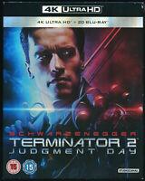 EBOND Terminator 2 Judgment Day  4K ULTRA HD + BLU-RAY D305007