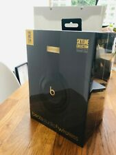 NEW: Beats by Dr. Dre Studio3 Wireless Headphones - Black and Gold - Sold out.
