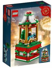 Lego® 40293 Weihnachts-Karussell Christmas Carousel Neuware / New / Sealed