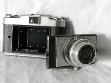 Removable lensboard ! - Very nice working ROYER Savoy French camera
