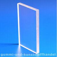 Polycarbonat Makrolon® Platte farblos DIN A4 5 mm