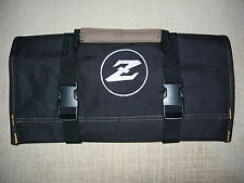 "DATSUN Z Hood Emblem Logo/240 Z/260 Z/280 Z ""NEW ALL BLACK"" !!!!!  Tool Roll"