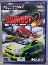 Burnout 2: Point of Impact - Jeu PS2