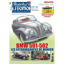 L'Aventure Automobile N°4 - BMW 501-502