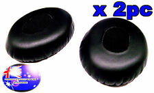 From Oz Headphone 2 PAIRS Foam Cushion Padding Comfy Earmuffs Bose QC3 OE + F.P!
