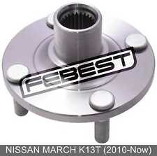 Front Wheel Hub For Nissan March K13T (2010-Now)