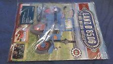 LANZ D 8506 Der Bulldog Bausatz von Hachette Ausgabe 36 in OVP siehe Bild !