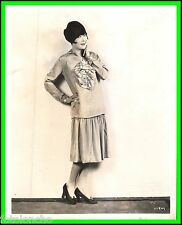 YOLA D'AVRIL - Original Vintage PORTRAIT by PACIFIC & ATLANTIC PHOTOS 1928