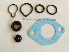 Suzuki RM50 RM80 RM100 RM125 TM100 TM125 A100 AC100 AS100 Oil Pump Seal + Gasket