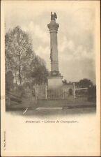 PARIS MINISTERE GUERRE PRINCE DE LA MOSKOVA CARTE POSTALE ARMENTIERES 1902