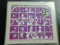 DEEP  PURPLE   -   IN  CONCERT  ,   FATBOX  2 CDS   1992  ,  HARDROCK ,  ROCK