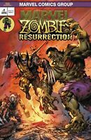MARVEL ZOMBIES RESURRECTION 1 VARIANT NGU TRADE 10/30/19 NM HULK 181 RESPAWN