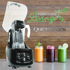 NEW 3HP HIGH PERFORMANCE PRO COMMERCIAL FRUIT SMOOTHIE BLENDER MIXER JUICER N