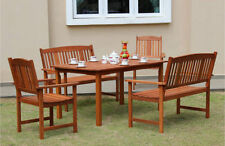 Up to 6 Unbranded 5 Garden & Patio Furniture Sets