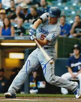 Corey Seager 8x10 SIGNED PHOTO AUTOGRAPHED ( Dodgers ) REPRINT