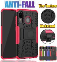 Shockproof Armor Case For Samsung Galaxy A50 A70 Rugged Bumper Heavy Duty Cover