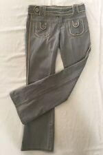 VIGOSS Jeans Khaki / Green Bootcut Women's Size 1 / 2