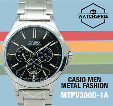 Casio Men's Standard Analog Watch MTPV300D-1A MTP-V300D-1A