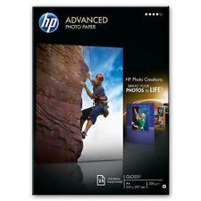 Carta fotografica lucida HP per stampanti