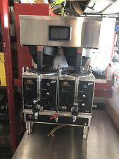 Wilbur Curtis G4 G4gemtif10a1405 G4gemt Gemini Twin Coffee Brewer 15 Gal