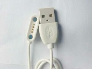 DM09 Smartwatch Charger USB Cable THE ONLY ONE AVAILABLE ON EBAY SEE PHOTO