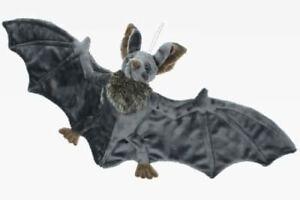 Mega Plüsch Fledermaus Plüschtier Riesig Bat Fledertier