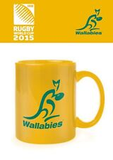 Rugby World Cup 2015 Australia Wallabies Ceramic Coffee Mug