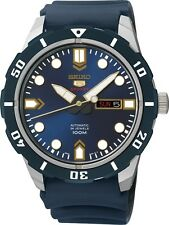 Seiko 5 Sports SRP677K2 SRP677 Automatic Mens Watch 24 Jewels BLUE RRP $450.00