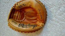 New listing Rawlings RCM30 Catchers Mitt RHT Adult Baseball Glove Lance Parrish Fastback