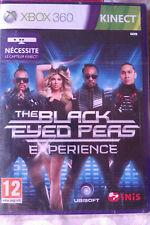 "JEU XBOX 360 ""THE BLACK EYED PEAS"" (Experience) Simulation NEUF SOUS BLISTER"