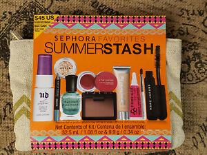 Sephora Favorites Summer Stash 9 pc. Josie Maran, Urban Decay, Nars, Marc Jacobs