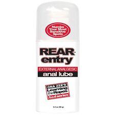 Doc Johnson Rear Entry - 3.4 oz Anal Glide