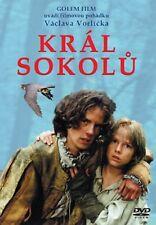 Kral Sokolu / Sokoliar Tomas 2000 Vaclav Vorlicek Czech Family Film DVD